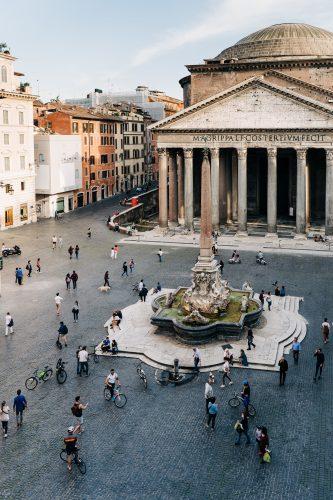 roma pantheon 1